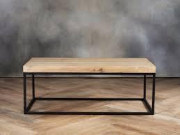 60 x 60 coffee table rectangular elm and iron coffee table nikko 120 x 60 cm cargo