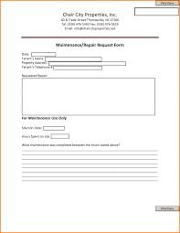 Chair City Properties Thomasville Nc Maintenance Request Form Letterhead Template Sample Pdf 248 Vawebs