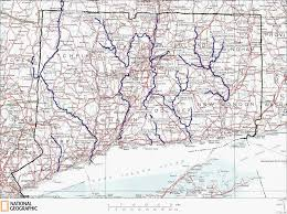 Connecticut rivers images Connecticut canoe kayaking and paddling location maps gif