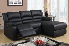 Gray Leather Sectional Sofa by Bonded Leather Sectional Sofas Loveseats U0026 Chaises Ebay