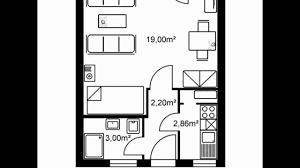 floorplan 350 sqf studio apartment frankfurt youtube floorplan 350 sqf studio apartment frankfurt