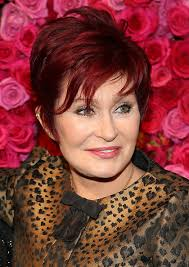 back view of sharon osbourne haircut 50 facts about sharon osbourne the wife of heavy metal singer