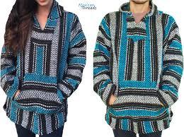 baja sweater rug hug baja rug hoodie