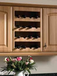 kitchen cabinet wine rack ideas 99 kitchen cabinet wine rack ideas kitchen decor theme ideas