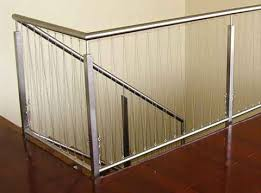 Wire Banister Architectural Projects