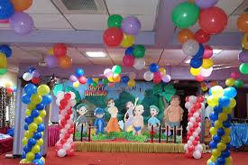 balloon arrangements for birthday 1000 theme birthday decoration ideas for a memorable bash