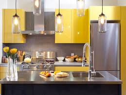 Yellow Kitchen Cabinet by Kitchen Cabinets Colors Ideas For Best Appearance 17440 Kitchen