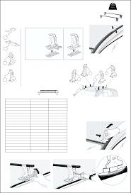 thule automobile accessories 2041 user guide manualsonline com