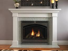 fireplace monochromatic fireplace mantel modern house furniture