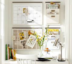 Office Wall Organizer Ideas Organization The Inspired Room