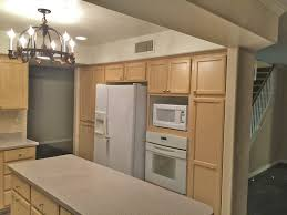 refinishing kitchen cabinets refacing re new cabinets llc