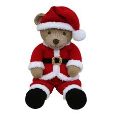 ravelry santa suit knit a teddy pattern by gasson