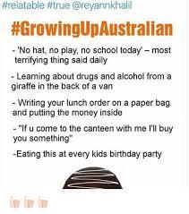 Giraffe Hat Meme - relatable true growing upaustralian no hat no play no school