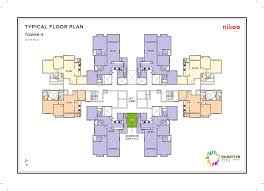 Townhouse Floorplans by Bhartiya City Issuu