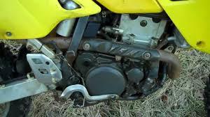suzuki drz400 engine swap youtube