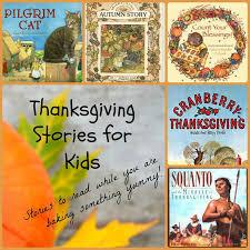 10 thanksgiving stories to enjoy
