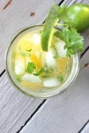 mango mojito recipe delicious mango jalapeno margarita recipe by diary of a debutante