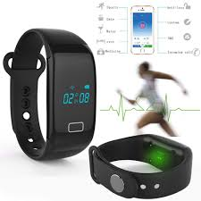 health bracelet with heart monitor images Cheap smart wristband heart rate monitor h1 sports fitness health jpg