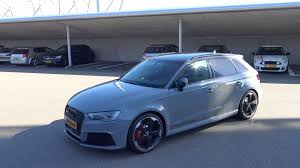 nardo grey nardo grey audi rs3 2015 sounds youtube