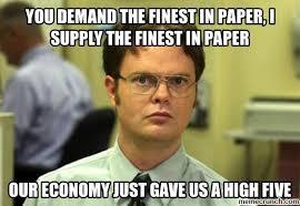 Economics Meme - economics