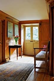 Small Hall Design by Wall As Wellelegant Home Office Desk White Wooden Finish Flooring