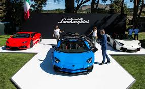 lamborghini ceo net worth lamborghini aventador lp 750 4 superveloce roadster revealed in