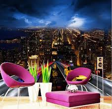 online get cheap wall paper city for bedroom aliexpress com