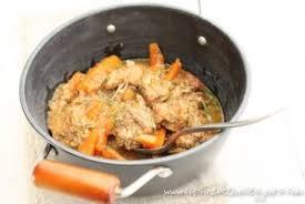 cuisiner des carottes sauté de veau aux carottes gingembre et coriandre cuisine de tous