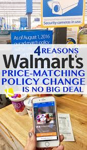 target price match black friday 4 reasons walmart u0027s price matching policy change is no big deal