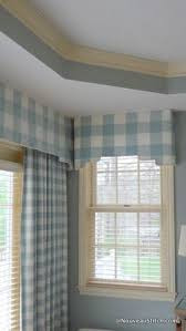 Blue Buffalo Check Curtains Buffalo Check Drapery Panels Pair Of Two 63 84 90 96 108 Length