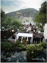 seven degrees wedding laguna beach outdoor ceremony zoom theory