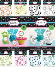 candy buffet labels home furniture u0026 diy ebay