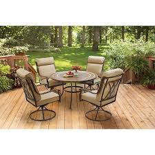 Better Homes And Gardens Azalea Ridge 4 Piece Patio Outdoor Dining Sets For 4 Outdoorlivingdecor