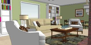 how do i design a long narrow living dining room living room