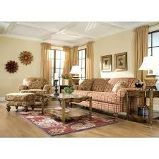 Plaid Living Room Furniture Outstanding Plaid Living Room Furniture Cottage Living Rooms