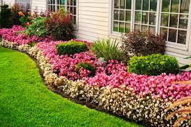 imagenes de jardines pequeños con flores preparar el patio de casa para el verano vix