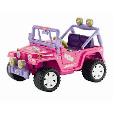 pink toy jeep true story illegally parked barbie jeep receives ticket in utah