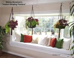 instant indoor hanging planter lightweight youtube