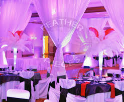Wedding Feathers Centerpieces by Featherpieces Com Wedding U0026 Event Centerpieces Ostrich Feather