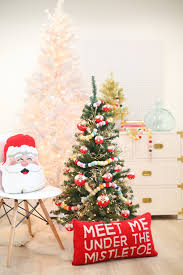 decoration idea a mini tree in the room lovely
