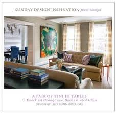Matthew Carter Interiors Style Profile Matthew Carter Interiors La Dolce Vita Decor