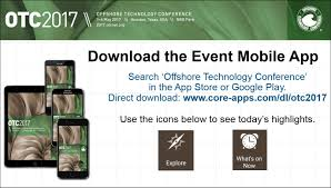 offshore technology conference core apps