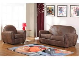 canapé marron vieilli photos canap microfibre aspect cuir vieilli avec canape
