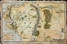 map hobbit image hobbit world map jpg the hobbit armies of the third age
