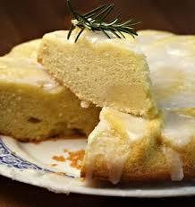 cuisine au vin blanc gâteau au vin blanc glaçage au romarin les meilleures recettes