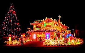 oversized christmas lights christmas lights decoration