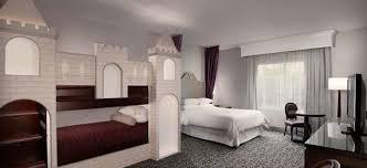 Bunk Bed Castle Rooms Disneyland Hotel Anaheim Majestic Garden Hotel