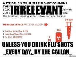 Vaccine Meme - refutations to anti vaccine memes irrelevant claims about mercury