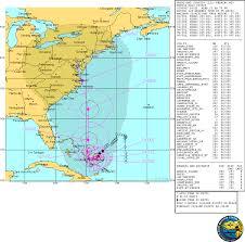 Guantanamo Bay Map Starkregen Tropensturm 11l