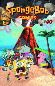 spongebob comics no 40 encyclopedia spongebobia fandom